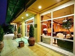 Bostan Hotel Kairo - Hotellet från utsidan