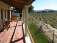LovanE Boutique Wine Estate and Guest House Stellenbosch - Terrace Area with Views