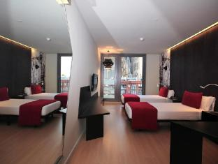 Ayre Hotel Rosellon Barcelona - Guest Room