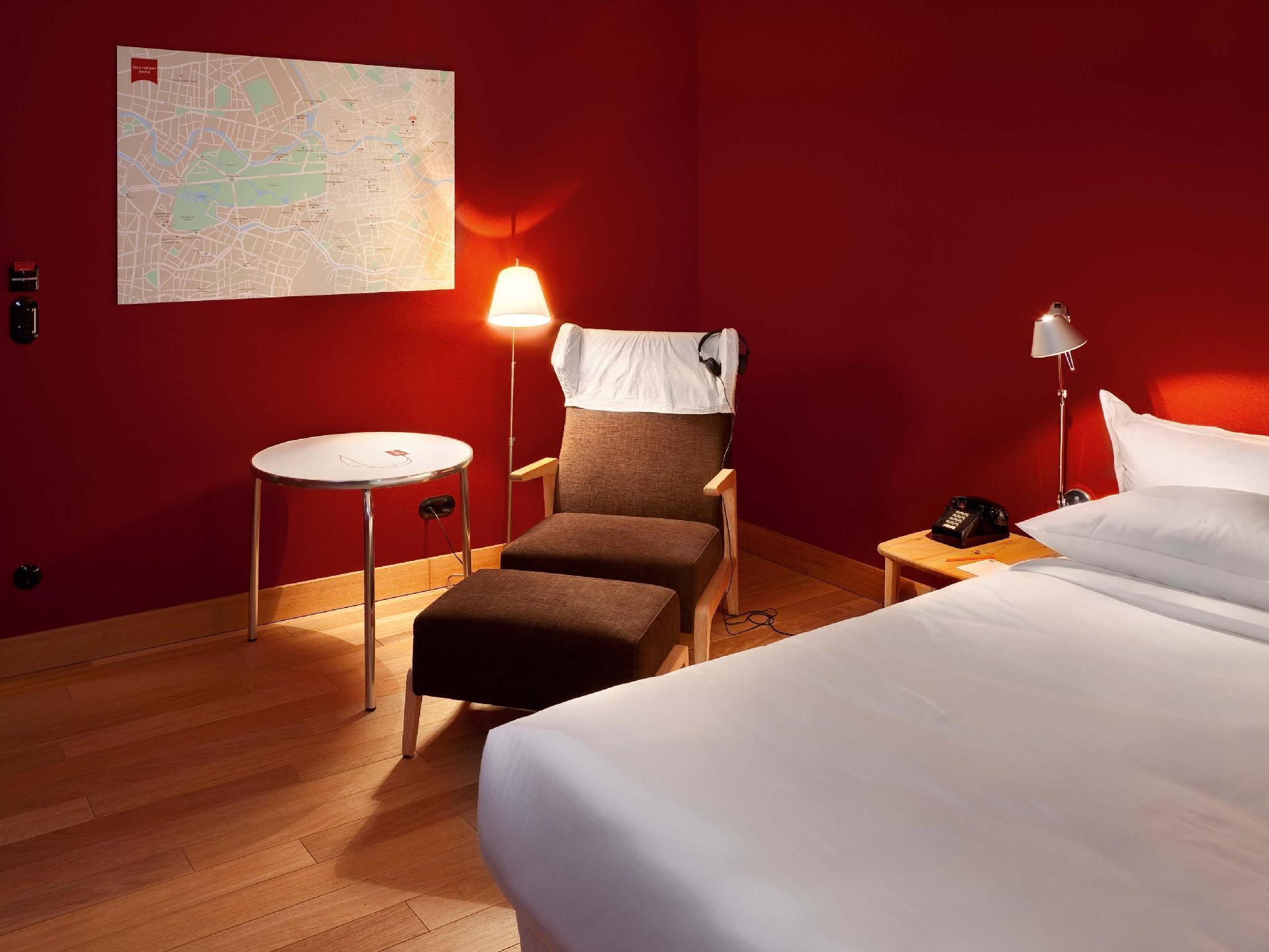 Casa Camper Berlin - Hotell och Boende i Tyskland i Europa