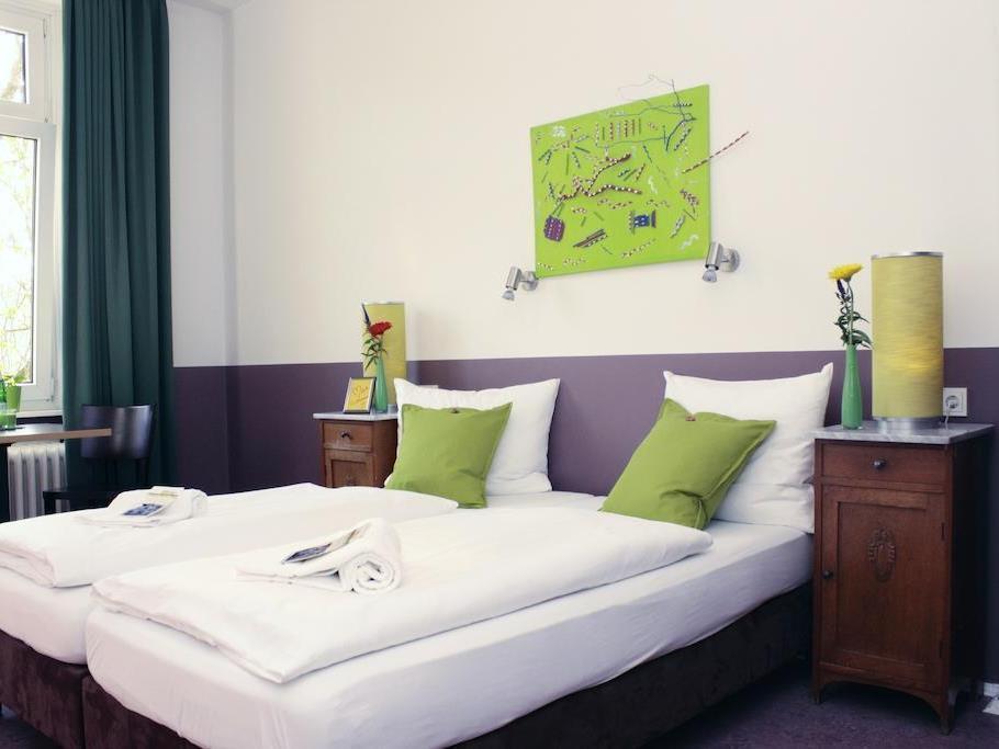Grand Hostel Berlin - Hotell och Boende i Tyskland i Europa