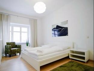Pfefferbett Apartments Berlin - Chambre