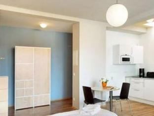 Pfefferbett Apartments Prenzlauer Berg Berlin - Bilik Suite