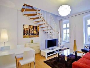 Pfefferbett Apartments Берлин - Номер Сьют