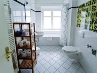Pfefferbett Apartments Berlino - Bagno