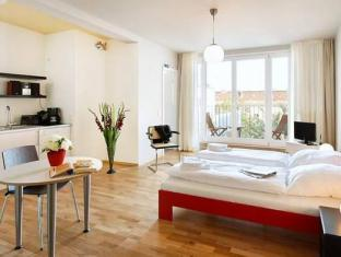 Pfefferbett Apartments Berlin - Bilik Suite