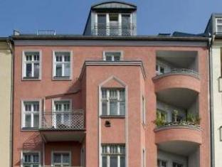 Pfefferbett Apartments Berliin - Hotelli välisilme