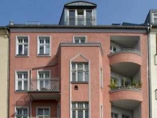 Pfefferbett Apartments Berlin - Viesnīcas ārpuse