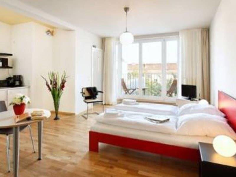 Pfefferbett Apartments Берлин - Экстерьер отеля