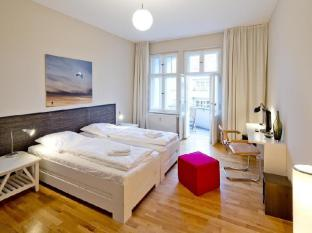 Pfefferbett Apartments Prenzlauer Berg Berlin - Gæsteværelse