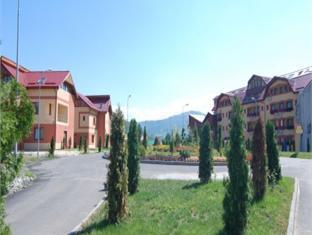 Grand Hotel Perla Ciucasului Hotel Brasov - Exterior