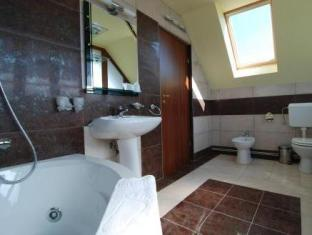 Grand Hotel Perla Ciucasului Hotel Brasov - Bathroom
