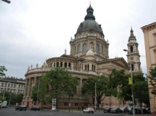 Budapest Panorama Central Budapest - Saint Stephen's Basilic