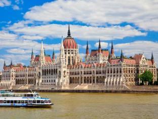 Budapest Panorama Central Budapest - Parliament