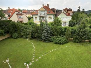 Hotel Villa Korda Budapest - Jardín