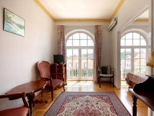Hotel Villa Korda Budapest - Interior del hotel