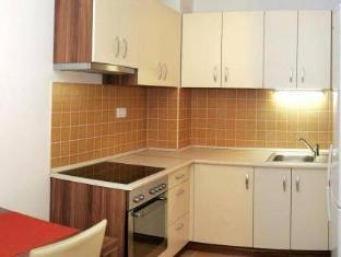Vivaldi ApartHotel Budapest - Kitchen