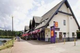 Premier Inn Milton Keynes East Willen Lake