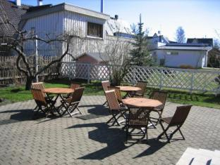 Inge Villa Hotel Pērnava - Balkons/terase