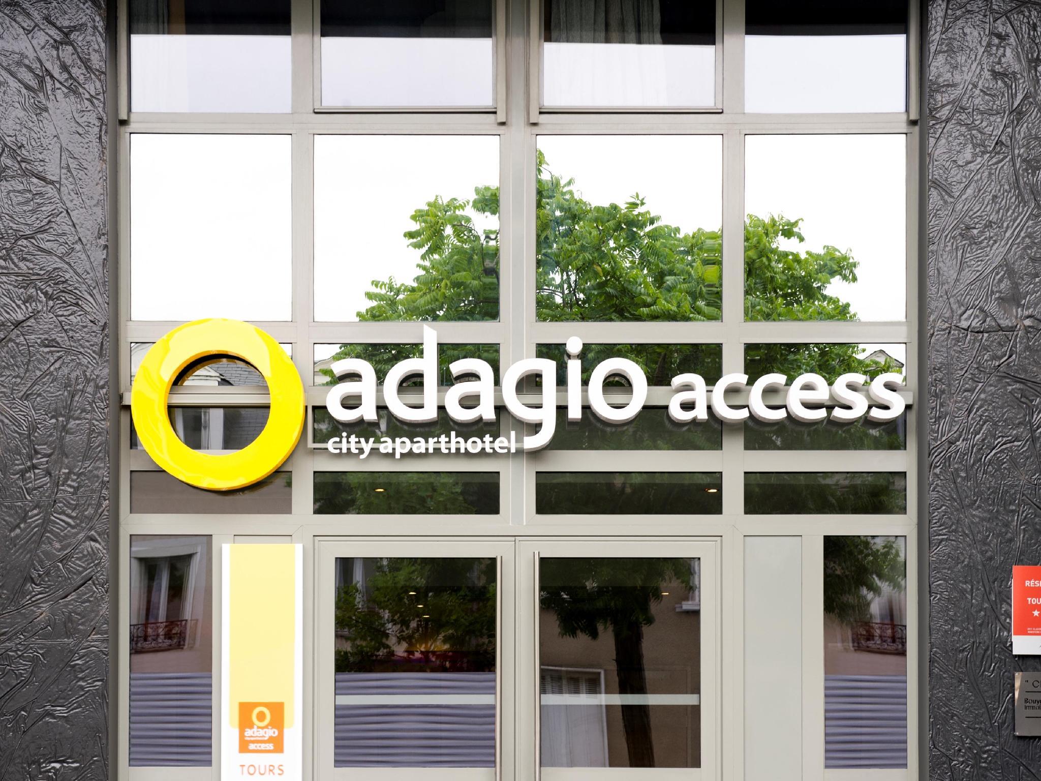 Adagio Access Tours Aparthotel - Tours