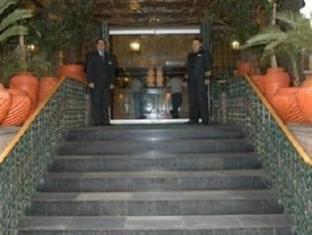 Hotel Plaza Florencia Mexico City - Entrance