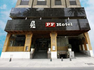 Hotel Plaza Florencia Mexico City - Exterior
