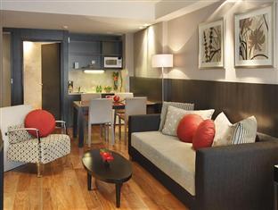 Urban Suites Recoleta Boutique Hotel Buenos Airės - Didelis kambarys