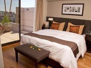 Urban Suites Recoleta Boutique Hotel Buenos Airės - Svečių kambarys