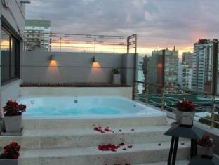 Urban Suites Recoleta Boutique Hotel Buenos Airės - Baseinas