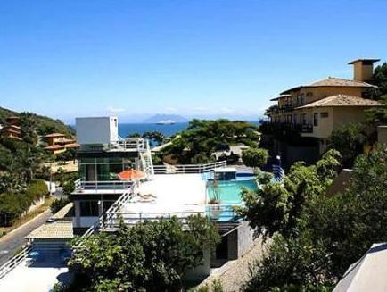 Hotel e Pousada Mykonos Buzios - Exterior