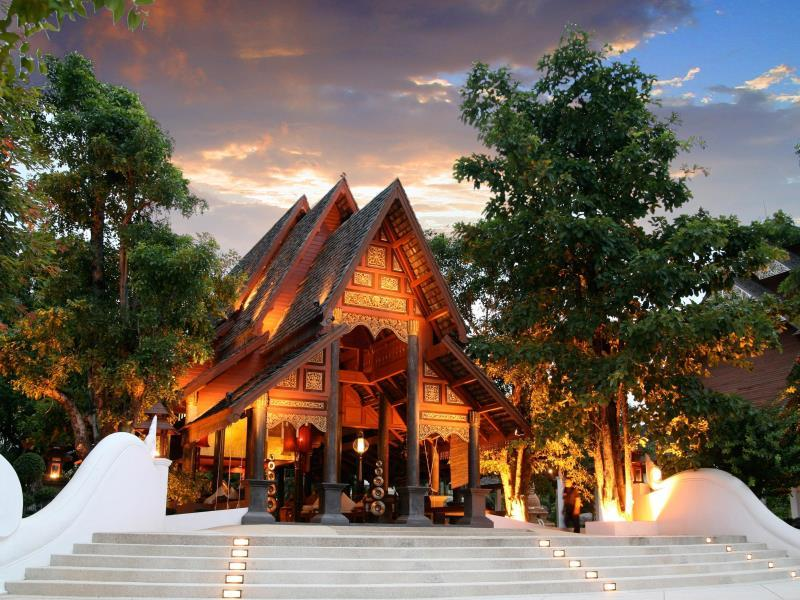 Khum Phaya Resort & Spa - Centara Boutique Collection - Hotell och Boende i Thailand i Asien