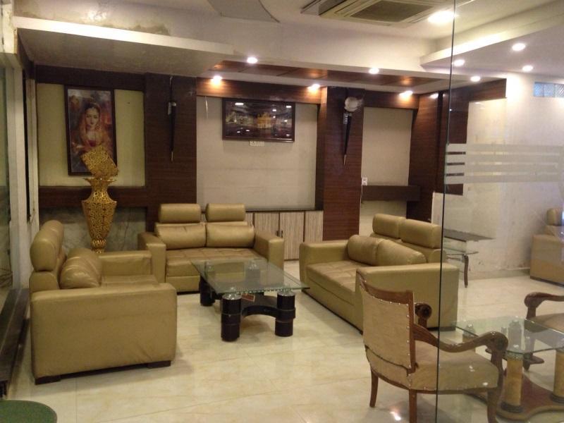 Hotel Delhi Heights - Hotell och Boende i Indien i New Delhi And NCR