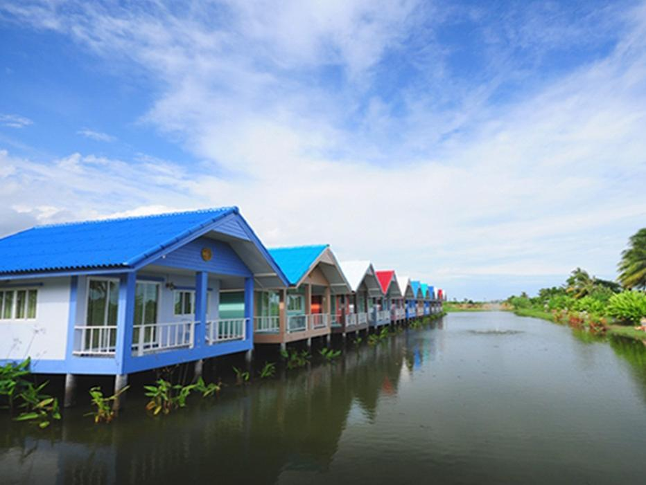 Baan Chay Namm Resort - Hotels and Accommodation in Thailand, Asia