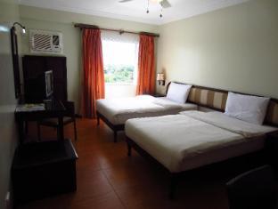 EGI Resort and Hotel סבו - חדר שינה
