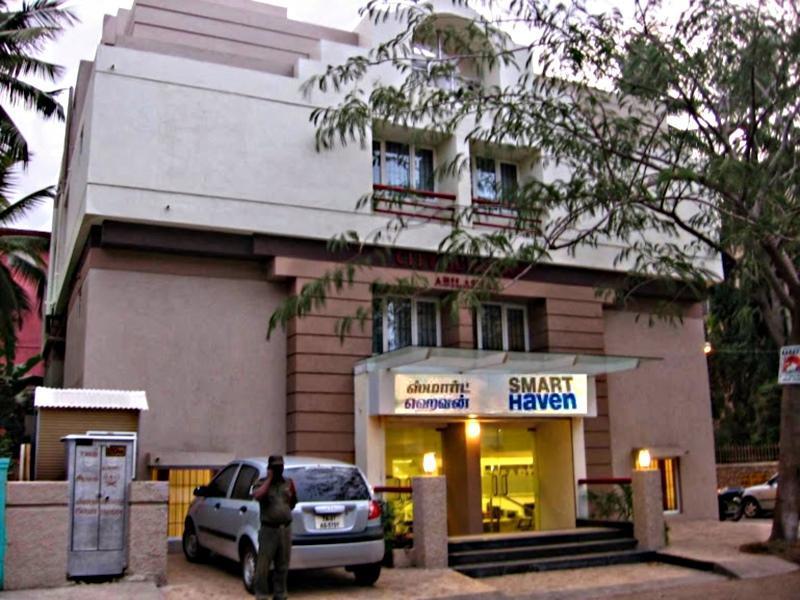 Smart Haven Hotel - Hotell och Boende i Indien i Chennai