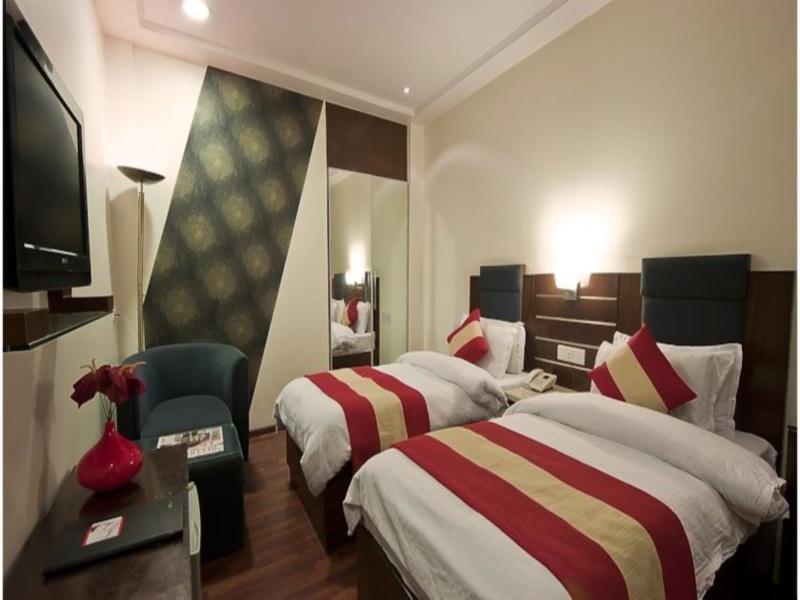 Aura Hotel - Hotell och Boende i Indien i New Delhi And NCR