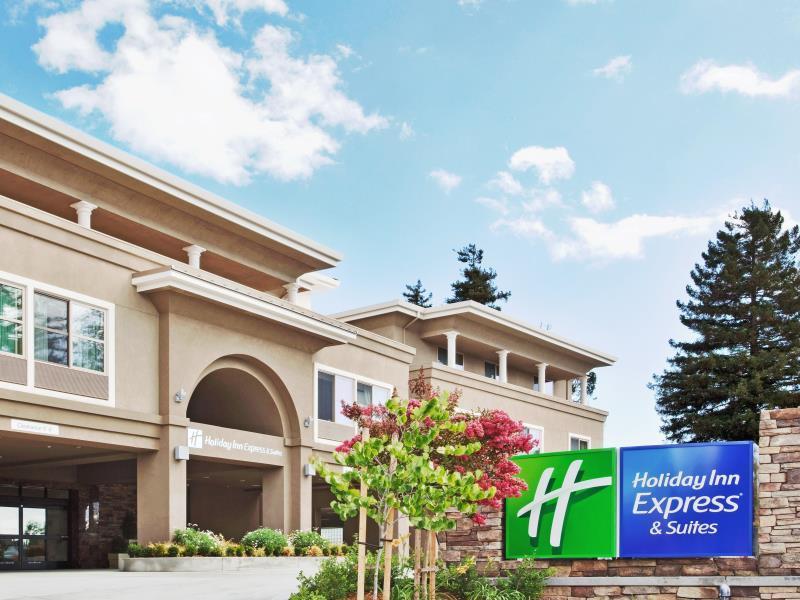 Holiday Inn Express Hotel & Suites Santa Cruz East