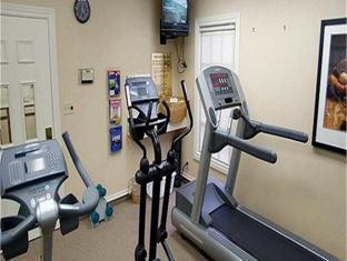 Staybridge Suites Princeton South Brunswick Hotel Princeton (NJ) - Fitness Room