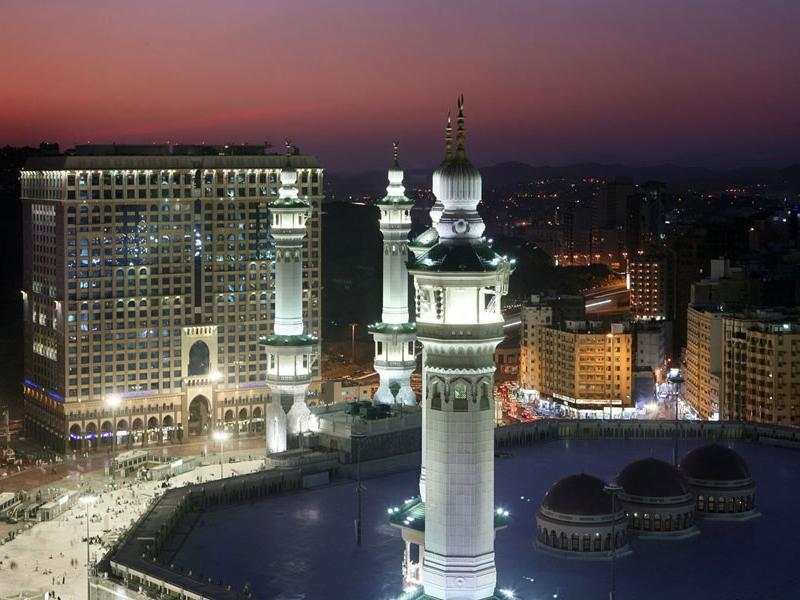 Dar Al Tawhid Intercontinental Makkah - Hotels and Accommodation in Saudi Arabia, Middle East
