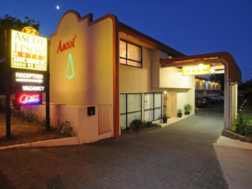 Ascot Epsom Motel - Hotels and Accommodation in New Zealand, Pacific Ocean And Australia