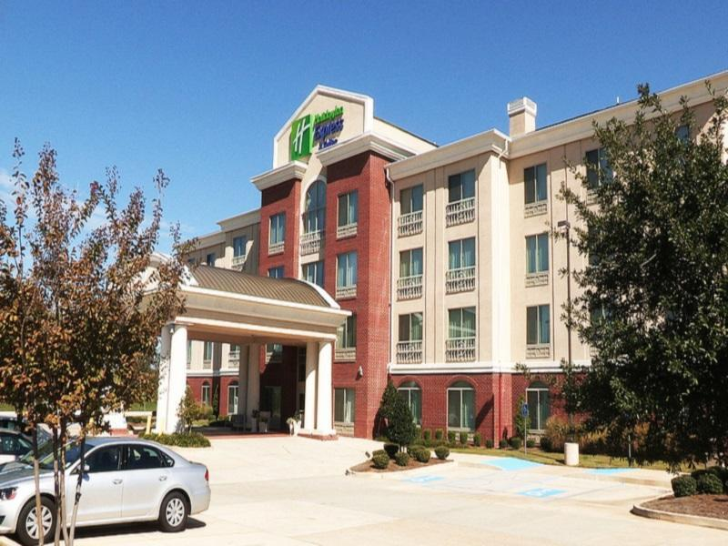Holiday Inn Express Hotel & Suites Shreveport  West - Hotel and accommodation in Usa in Shreveport (LA)