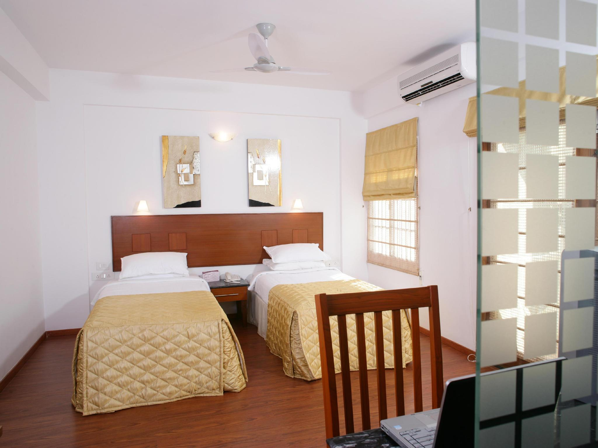 Perfect Haven @ Egmore Residence - Hotell och Boende i Indien i Chennai