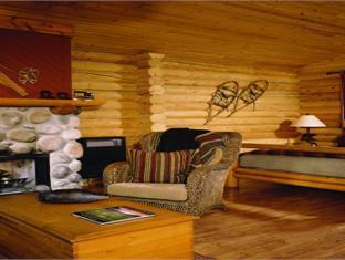 Cathedral Mountain Lodge Guest House Lake Louise (AB) - Guest Room