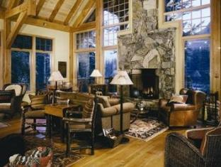 Cathedral Mountain Lodge Guest House Lake Louise (AB) - Restaurant