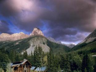 Cathedral Mountain Lodge Guest House Lake Louise (AB) - View