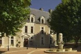 Chateau De La Menaudiere Hotel