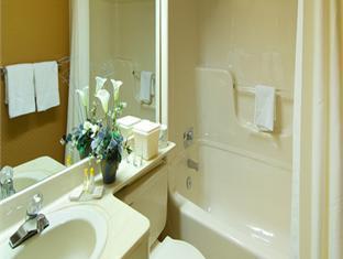 Comfort Inn Toronto North Hotel Toronto (ON) - Bathroom