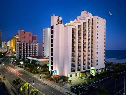 Meridian Plaza Hotel - Hotel and accommodation in Usa in Myrtle Beach (SC)