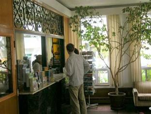 Motel Capri San Francisco (CA) - Front Desk