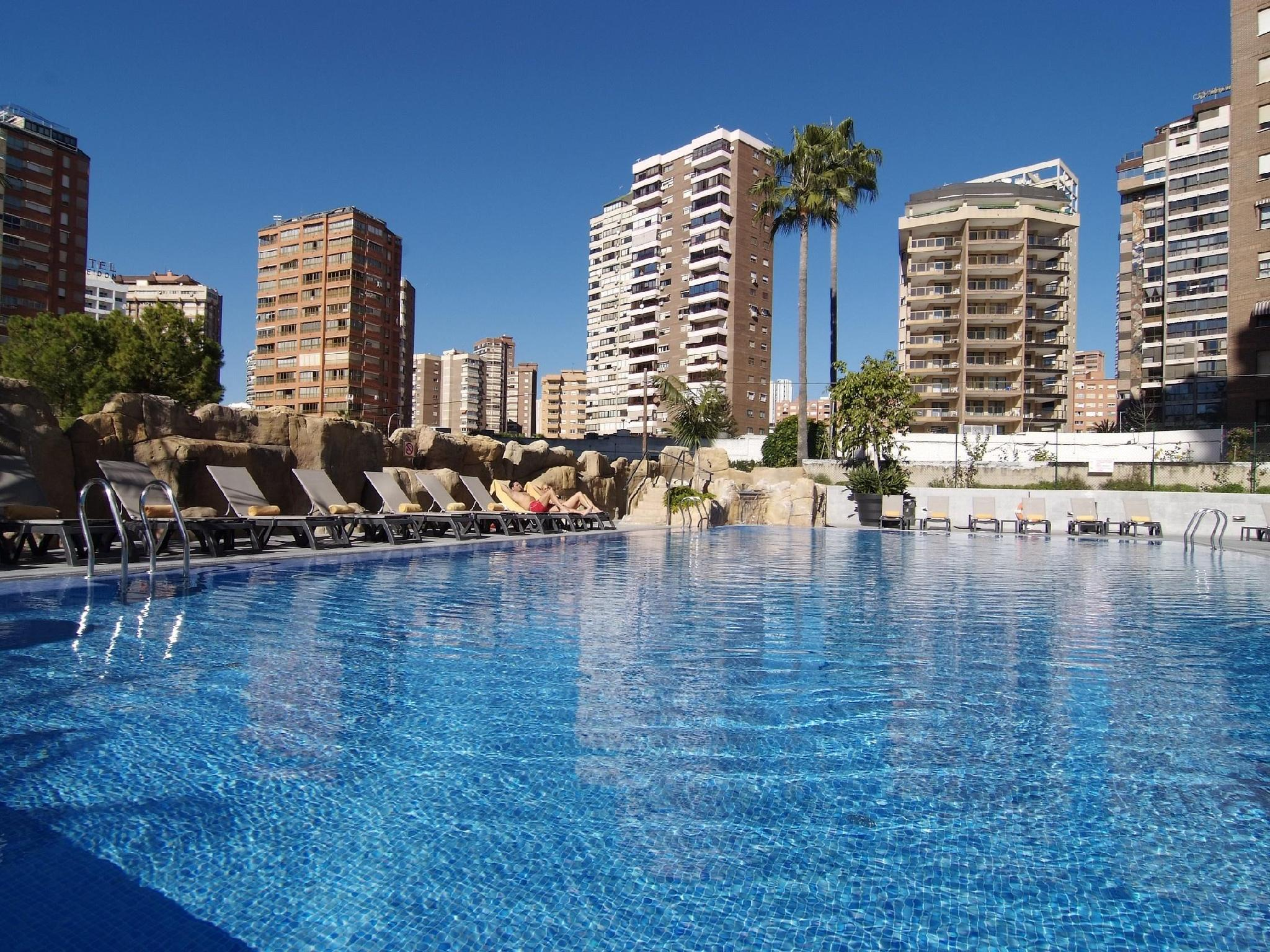 Benidorm Hotels All Inclusive Adults Only